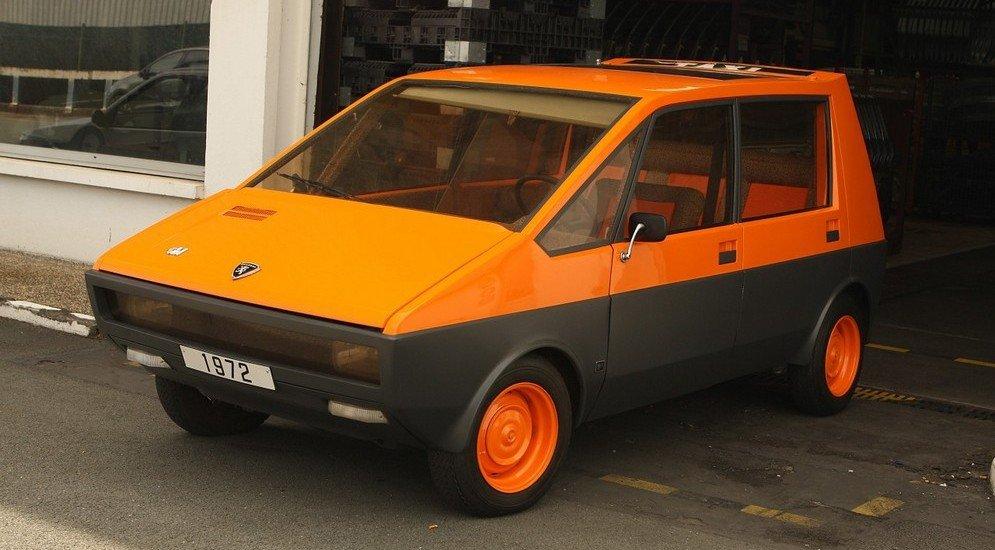 Peugeot 204 Taxi H4 �� Heuliez (1972)