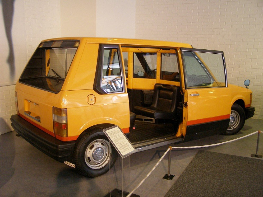 Volvo Experimental Taxi Vehicle (1976)