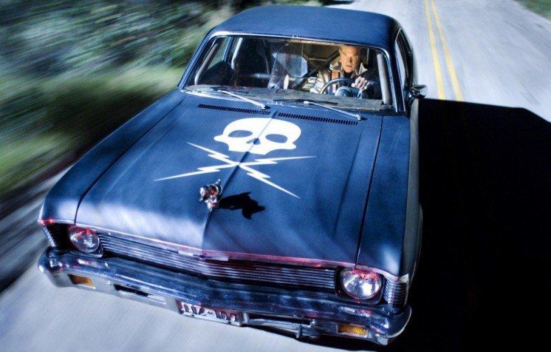 Автомобили-убийцы в кино: Рейтинг самых страшных машин