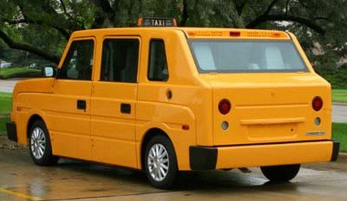 Standard Taxi Concept (2005)