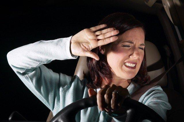 Ночное вождение