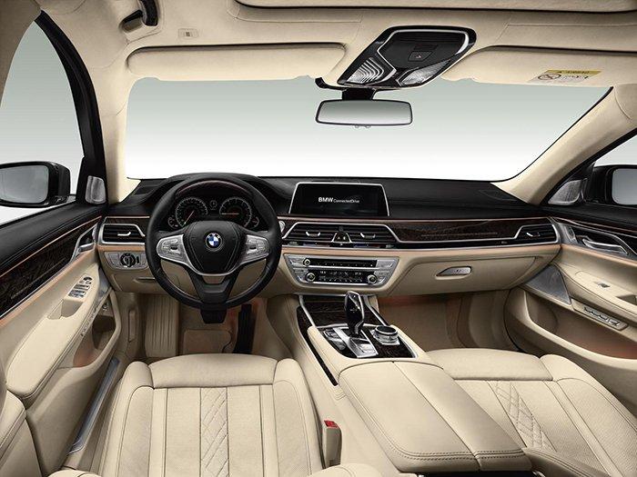 Новая BMW 7-й серии