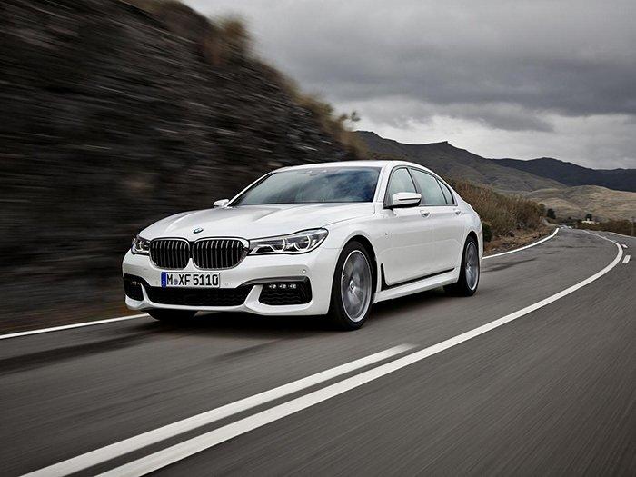 новая BMW 7 2015