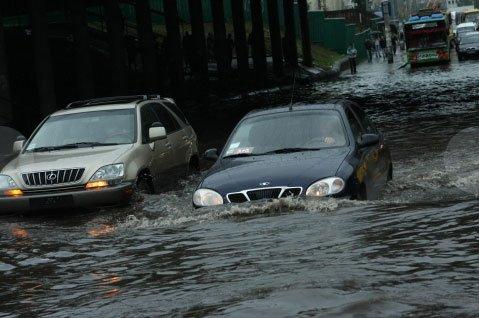 потопы в Украине