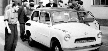 первый автомобиль Украины