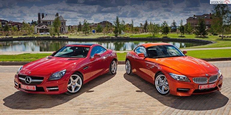 BMW или Mercedes