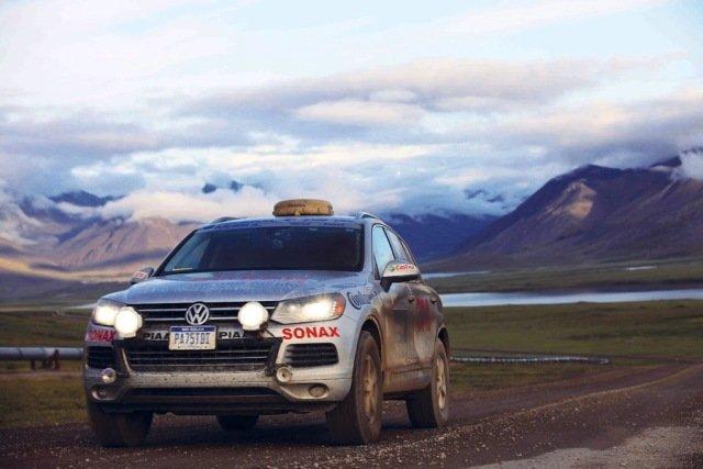 Volkswagen Touareg TDI Clean Diesel SUV