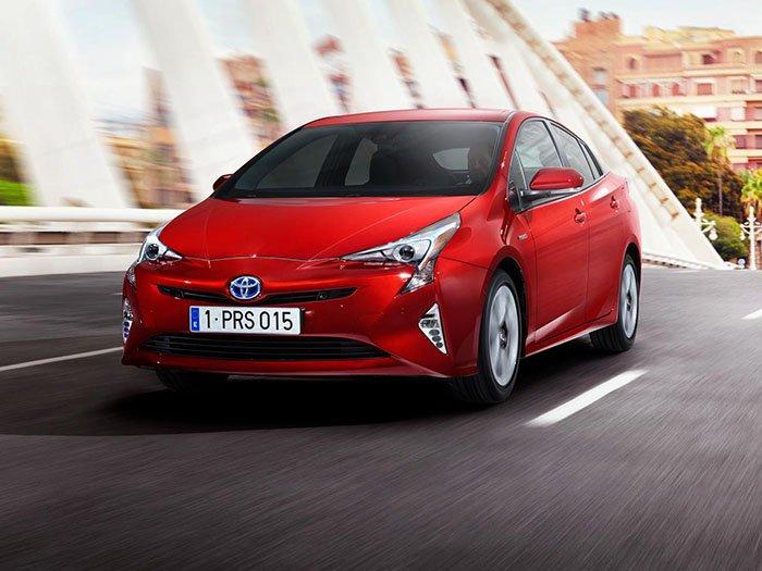 Toyota розсекретила новий Prius