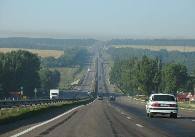 Транссибирское шоссе