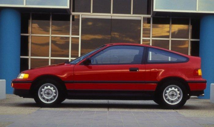 Honda CRX HF