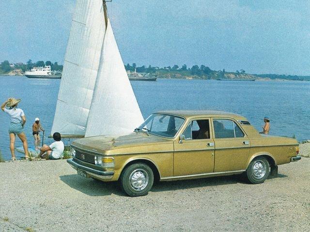 «Волга ГАЗ-3101»