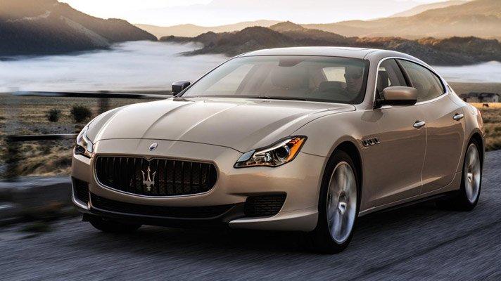 Maserati Quaitroporte