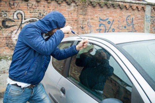 любой наказание за угон автомобилей спиной