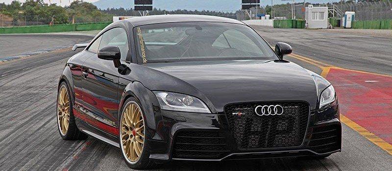 750-сильный Audi TT