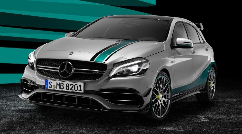 Mercedes-Benz А 45 AMG