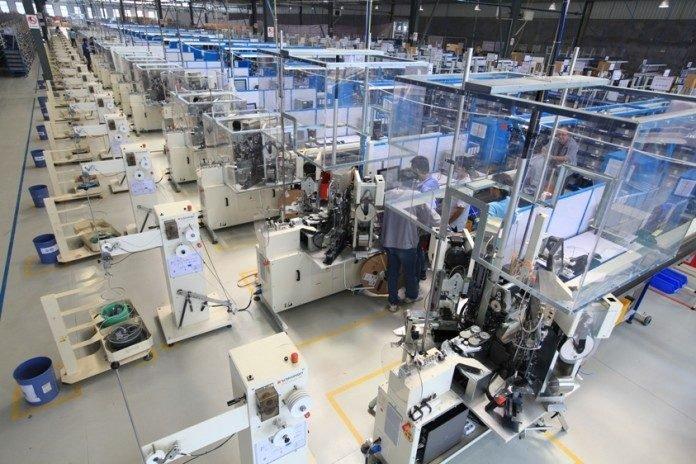 завод в Украине