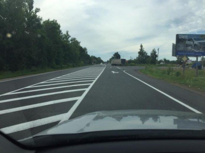 дорога в Украине
