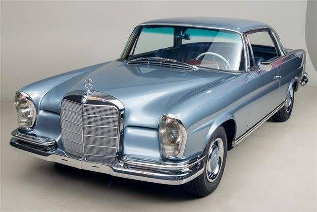 Mercedes-Benz 250SE 1966