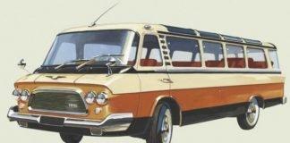 микроавтобус Юность