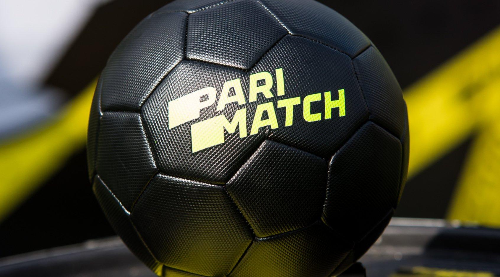 ставки на волейбол Parimatch
